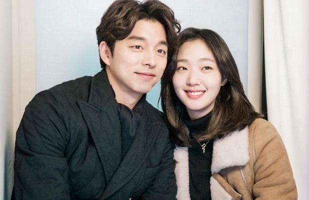 Gong Yoo - Kim Go Eun.