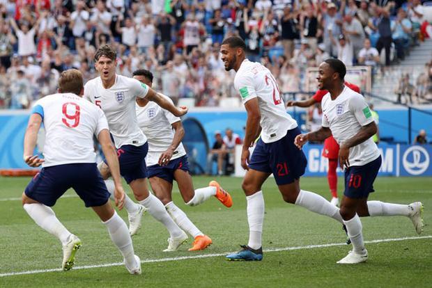 Mỗi tuyển thủ Anh sẽ nhận được 217.000 bảng tiền thưởng nếu vô địch World Cup 2018. Ảnh: Getty.