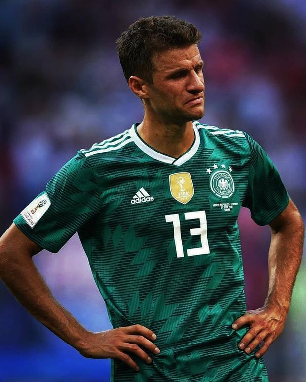 Thomas Muller, sau những giọt nước mắt cay đắng…