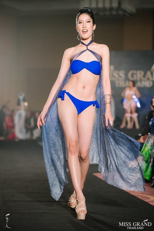 Vòng thi bikini chính thức sẽ diễn ra vào 5/7 để tìm ra thí sinh có hình thể đẹp nhất.
