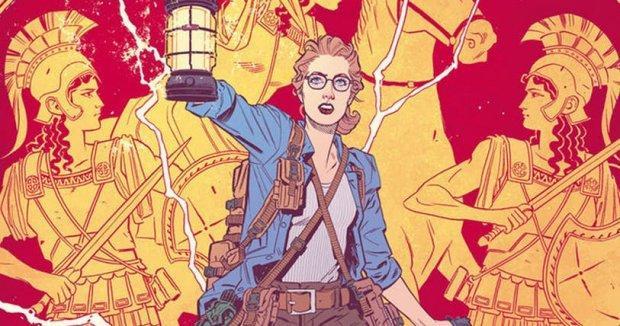 Wonder Woman 1984 chính thức lộ diện ác nhân Báo Đốm Cheetah