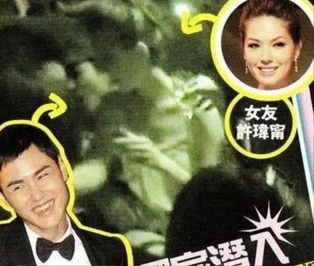 Netizen Trung nghi ngờ Nguyễn Kinh Thiên và Dương Mịch đang có mối quan hệ mờ ám?