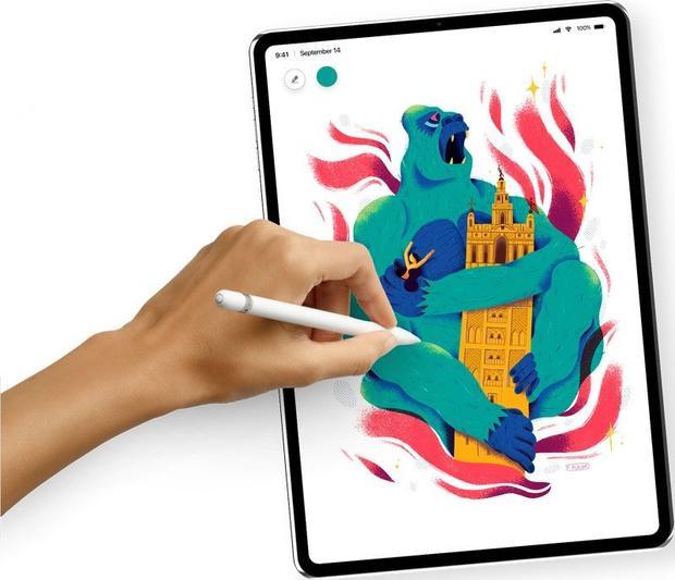 Đây là chiếc iPad Pro có thể khiến cả những người khó tính gật gù khen đẹp