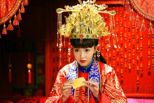Cô dâu tinh nghịch, đáng yêu do Đường Yên thủ vai trong Kim ngọc lương duyên từng dành được thiện cảm của nhiều khán giả