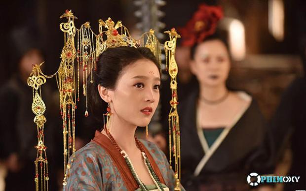 Nàng Mạnh Bà - Hà Hoa xinh đẹp của Truyền thuyết Mạnh Bà trong đám cưới khiến ai nấy đều đau lòng
