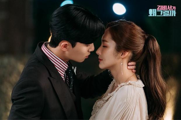 Thư ký Kim đứng đầu BXH 3 tuần liên tiếp, Park Min Young gây ấn tượng với diễn xuất tuyệt vời