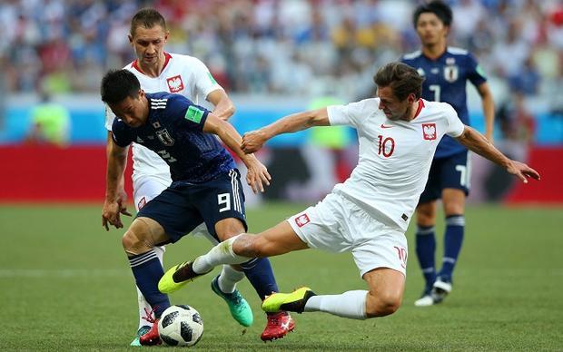 Chỉ số fairplay lần đầu tiên được tính đến trong lịch sử các VCK World Cup. Ảnh: Fifa.com.