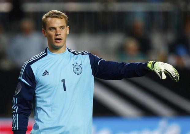 Thủ môn Neuer bày tỏ nỗi thất vọng lớn.