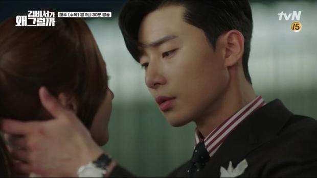 Lee Young Joon và Thư ký Kim hôn nhau lãng mạn, chính thức xác nhận yêu nhau