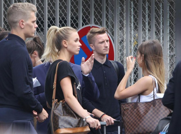 """Marco Reus dù thi đấu rất xuất sắc, nhưng cũng thể """"gánh"""" ĐT Đức."""