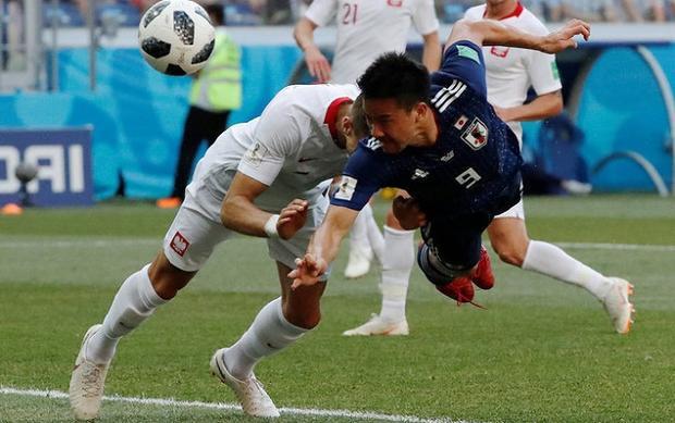 Nhật Bản xứng đáng được góp mặt tại vòng 1/8. Ảnh: Fifa.com.