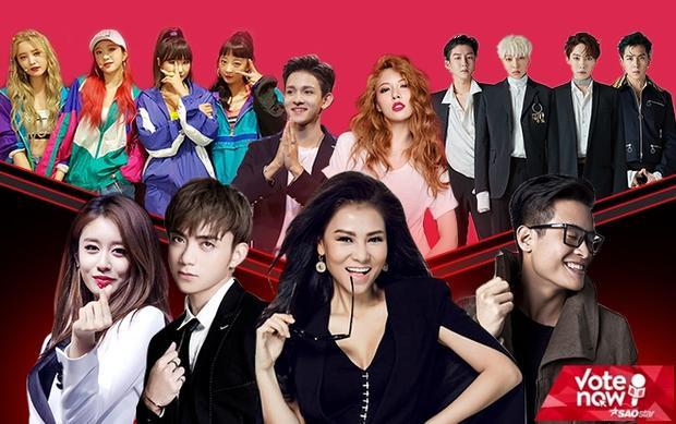 Bạn đang mong chờ phần trình diễn của nghệ sĩ nào nhất?