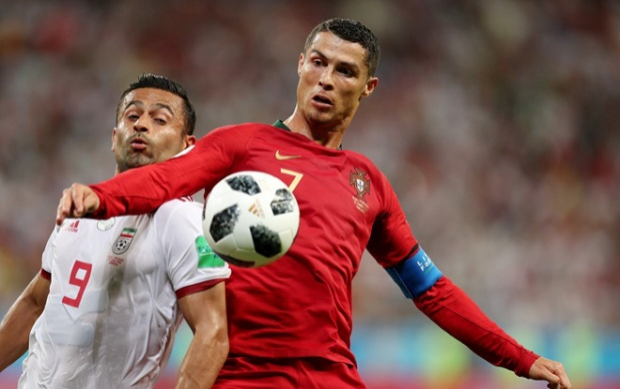 Ronaldo đang có 4 bàn thắng. Ảnh: FIFA
