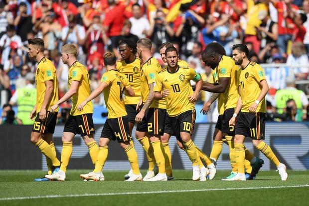 Tuyển Bỉ đang có lứa cầu thủ được xem là thế hệ vàng. Ảnh: FIFA
