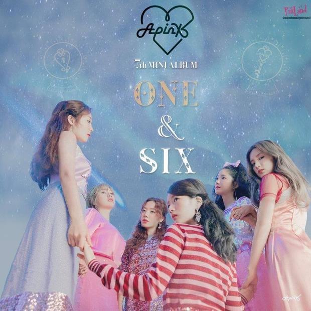 """Mở màn """"trận chiến"""" nữ quyền là 6 cô gái Apink. Với sự lột xác sang hình tượng bí ẩn, sang trọng trong album One & Six, girlgroup này sẽ trở thành một đối thủ lớn cho tất cả. Apink chính thức """"thả xích"""" sản phẩm mới vào ngày 2/7."""
