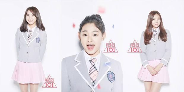 Girlgroup gugudan vừa giới thiệu nhóm nhỏ mới của mình, gồm 3 cô gái từng tham gia chương trình Produce 101: Sejeong, Mina và Nayoung. Nhóm sẽ debut vào ngày 10/7.
