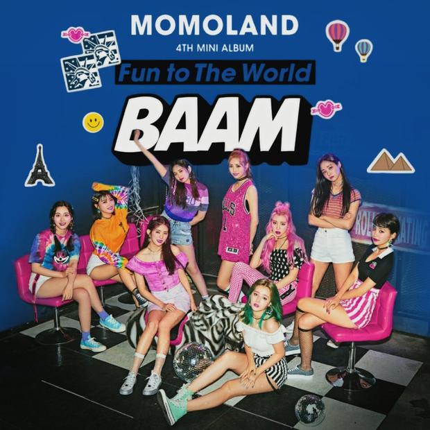 MV Kpop tuần qua: Liệu một mình Momoland có đủ sức cứu vớt sự nhạt nhòa này?