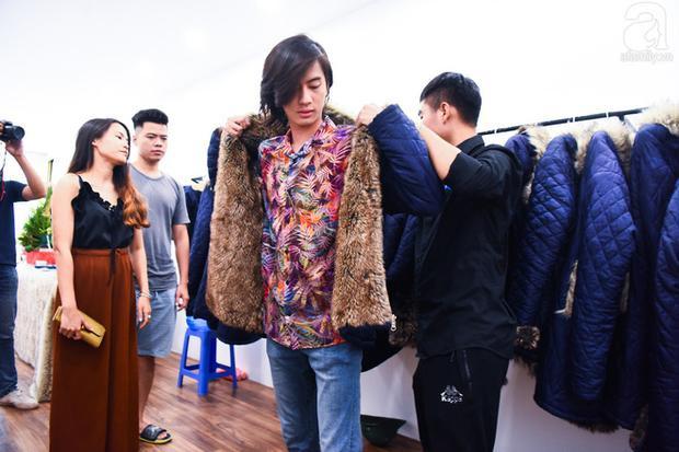 Khu vực lễ tân và khu vực trung gian là nơi khách hàng sẽ được khoác những chiếc áo lông rất dày, và cũng là nơi để những khách ra về sẽ ở lại một lúc để tránh bị sốc nhiệt khi ra môi trường bên ngoài.