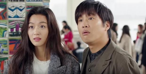 Khi cô sắm vai khách mời trong phim của Cha Tae Hyun năm 2017…