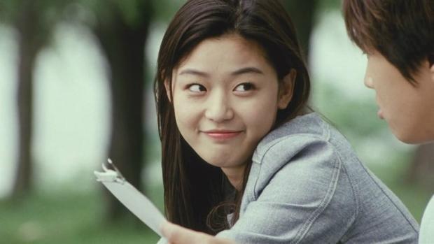Cách 'Mợ' nhìn nam chính Cha Tae Hyun trong 'Cô nàng ngổ ngáo' (2001)…