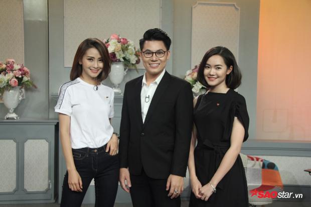 """Hình ảnh Duy Cường tại chương trình """"Bữa trưa vui vẻ""""."""