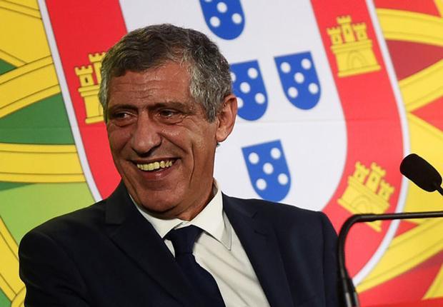 HLV Fernando Santos.