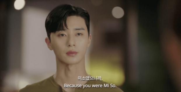 7 khoảnh khắc Park Seo Joon khiến noona Park Min Young rung động trong tập 7 và 8 của Thư ký Kim