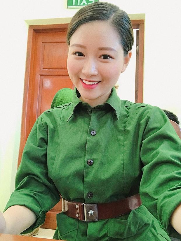 Ngôi trường Thái Hà đang theo học là cái nôi của nhiều ca sĩ nổi tiếng như Văn Mai Hương, Hồ Quỳnh Hương…