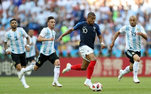 Mbappe đã có trận đấu quá hay. Ảnh: Fifa.com.