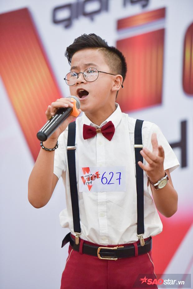 Một số thí sinh nổi bật tại vòng Audition.