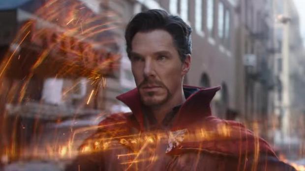 """Doctor Strange là nhân tố quan trọng quyết định thắng thua khi """"trò chơi kêt thúc""""."""