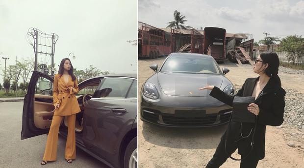 Hot girl xứ Huế 25 tuổi: Xinh đẹp, sở hữu 3 siêu xe, 2 moto và 20 cửa hiệu kinh doanh