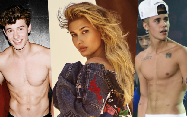 Muốn biết cảm hứng đằng sau album Shawn Mendes hãy đi hỏi Justin Bieber và Hailey Baldwin!