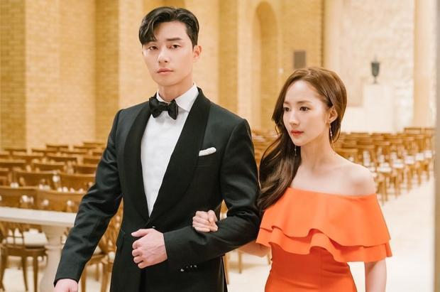 Park Min Young xinh đẹp không góc chết trong bộ phim 'Thư ký Kim' gây bão dạo gần đây.