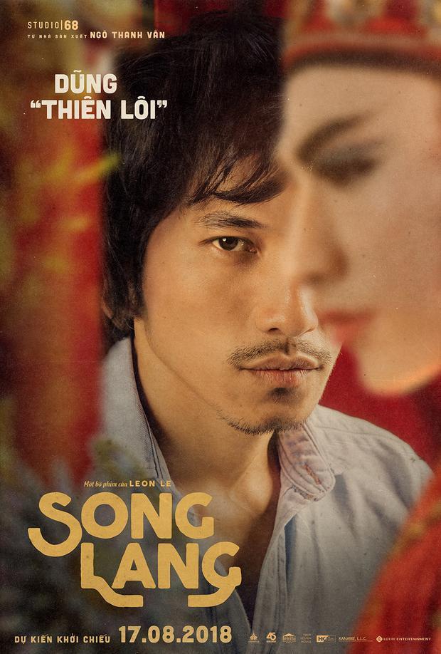 """""""Song Lang"""" tiếp tục nhá hàng hình ảnh của Liên Bỉnh Phát."""