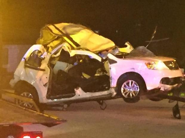 Tai nạn thảm khốc đã cướp đi vợ và 2 người con của anh Martinez.