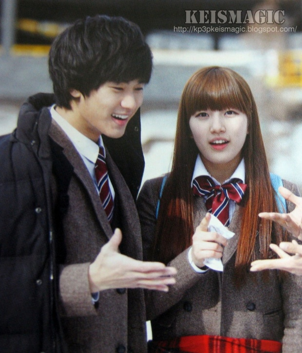 Suzy chia tay Lee Dong Wook, fan chỉ biết ngắm lại những chuyện tình đẹp trên màn ảnh của nàng