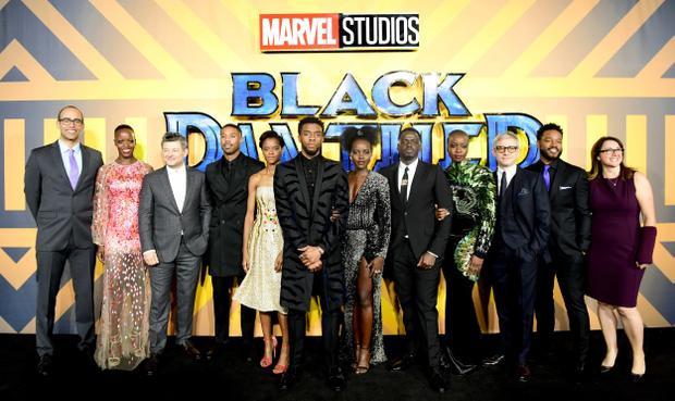 Marvel cho rằng Black Panther xứng đáng lọt vào mắt xanh Oscar