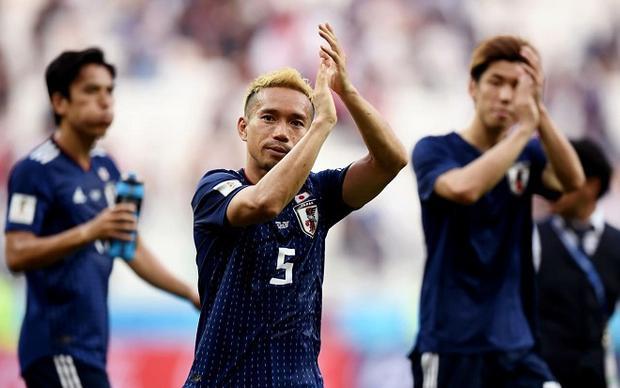 Lịch sử đối đầu đang thuộc về Nhật Bản. Ảnh: Fifa.com.