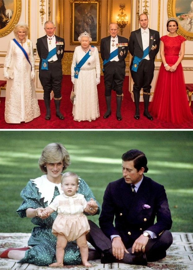 Làm thành viên hoàng gia liệu có sung sướng?