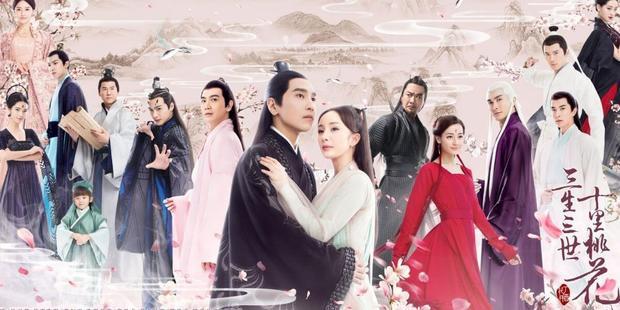 Rating cổ trang nửa đầu 2018 thấp thảm hại  Phim truyền hình Trung Quốc đang ở vị trí nào của Châu Á?