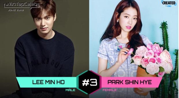 Lee Min Ho - Park Shin Hye.