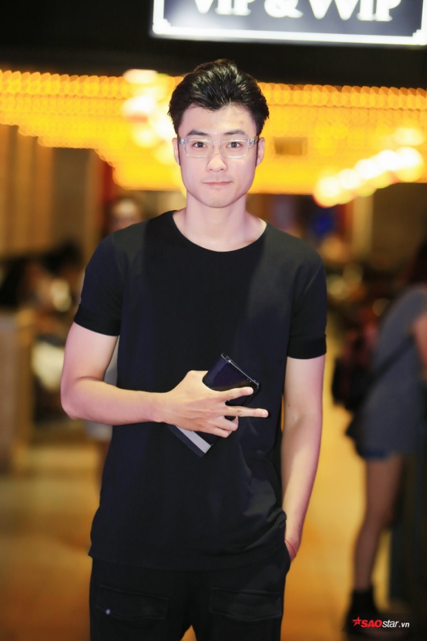 Diễn viên Vương Anh Ole