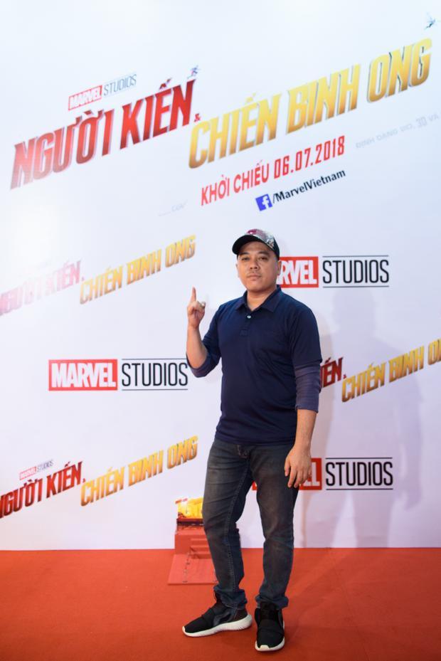 Đạo diễn Lê Thanh Sơn.