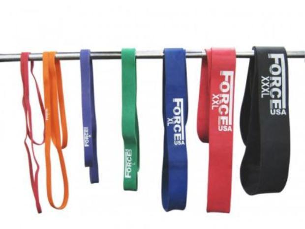 Có nhiều loại miniband với độ co giãn khác nhau.