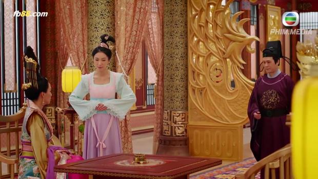 Trung lệnh Thôi Thực bẩm báo về việc truy tìm tung tích hài nhi thất lạc trong dân gian của Túc Minh Hoàng Hậu