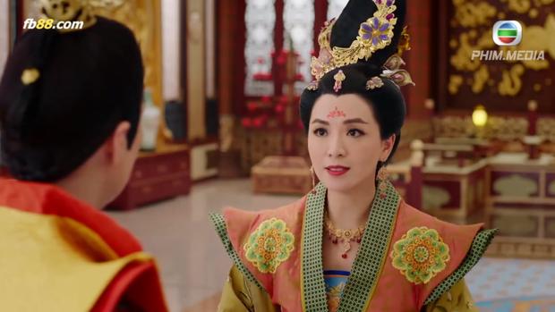 Bà ta cảnh báo chỉ cần tìm ra hoàng nhi của Túc Minh Hoàng Hậu…