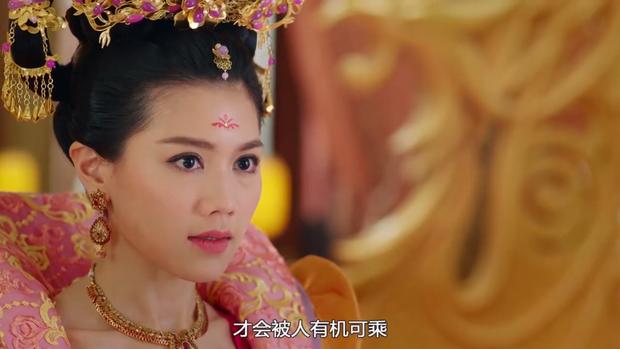 """Châu Tú Na lần đầu xuất hiện trên màn ảnh nhỏ TVB với vai diễn Trịnh Chiêu Nghi trong """"Thâm Cung kế"""""""