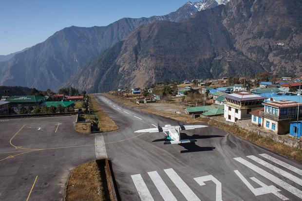 14 sân bay đáng sợ nhất thế giới, chỉ những người dũng cảm mới dám thử