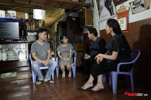 Hứa Vĩ Văn - Kỳ Duyên cũng quyết tâm giành chiến thắng để tiếp sức cho gia đình anh Tuấn chị Thủy đang thiếu trước hụt sau.